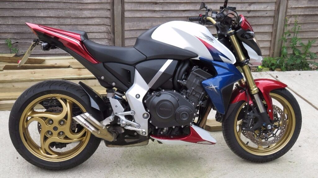 Honda CB1000R Extreme 2012 Full Honda S/H New tyres lots of Extras ...