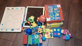 Baby toys bundle £5