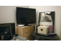 Technika HD Ready LCD TV 15.4 Inch with Freeview
