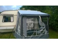 Porch awning,Towsure Insignia. very good condition.