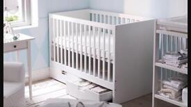 Ikea Stuva baby and toddler cot