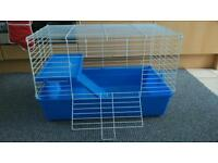 Cage for rabbit or guinea pig etc