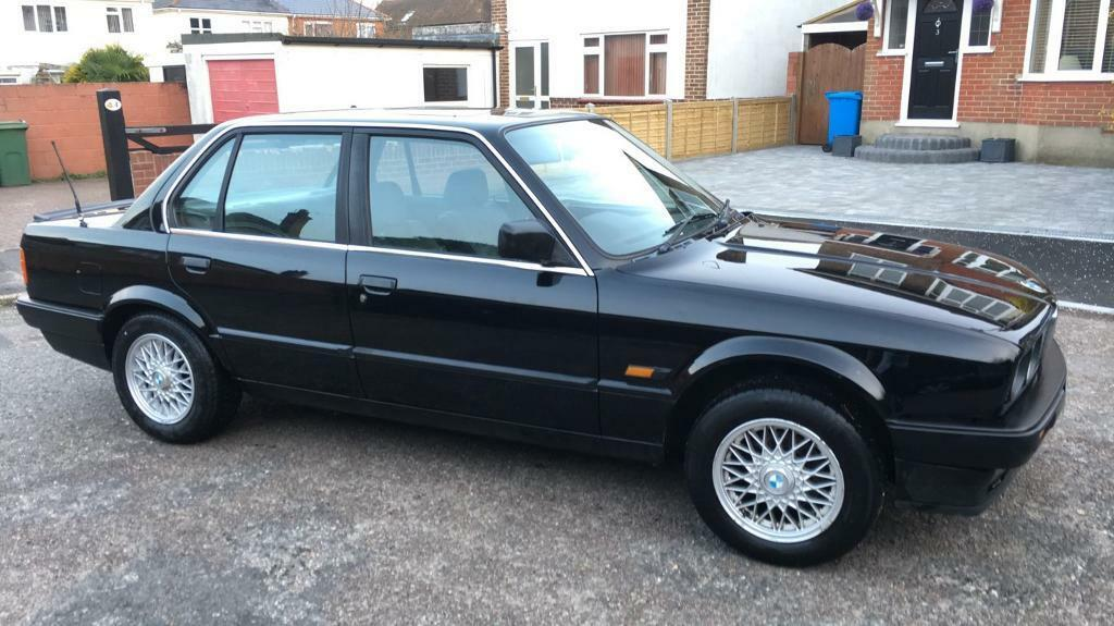 Bmw E30 318i Black In Poole Dorset Gumtree