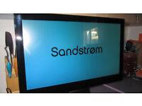 """Sandstrom 24"""" Led Tv 1080p"""