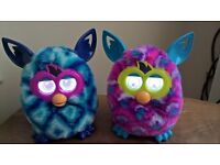 2 x Furby Boom excellent condition £20 EACH