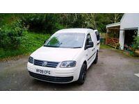 Volkswagen Caddy Van 1.9tdi