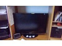 "Samsung Pc Monitor 19"" Flat Screen"