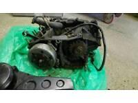 RD350 ypvs engine