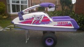 Yamaha FX1, 701 , Stand up Jet Ski, Not super jet, £3000 ono
