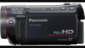 Panasonic HDC SD 700 camcorder
