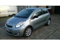 2011 Toyota Yaris 1.3 98000 miles full mot manual £2100 ovno 2011