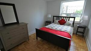 Near DVP and HWY 401 – Large 1 Bedroom CALL TODAY!