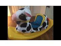 Little Tikes Rocking Cow