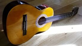 Lucida LCG 4007 3/4 Size Classical Guitar with Case