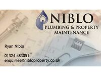 Niblo Plumbing & Property Maintenance Services, Reliable Plumber