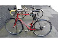 vintage peugeot road/race bike