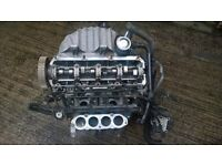 vw 2.0 cylinder head full with only 5000 miles