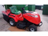 "Mountfield 38"" Ride On Lawnmower **Pay Off Monthly Option **"