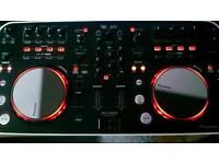 DJ controller for Virtual DJ Limited Edition (white)
