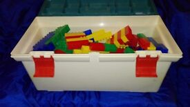 Blocks with box