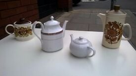 Teapots job lot central London bagain