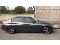 BMW 3 series Morden 2.0d auto twin turbo engine fully loaded rare model 2 owners from new