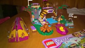 Lego Friends 41121 Adventure Camp Rafting Set
