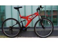 Trax Mountain Bicycle
