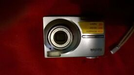 Kodak Easysare C813 Digital Camera 8.2mp VGC with Batteries and Memory Card