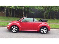 Volkswagen Beetle Convertible (2003 - 2012) MK1 1.9 TDI Cabriolet 2dr