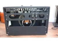 Fender SUPERSONIC 60 Tube Valve guitar amp Amplifier twin channel vibrolux bassman circuits