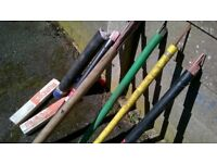Welding Rods- 6x tubes of gas welding & brazing rods & 2x boxes Zodian universal Arc welding Rods