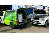 Hydrogen Engine Carbon Cleaning / Engine & Fuel System Detox - Car / Van / Motorbike.