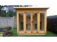 solo pent summerhouse