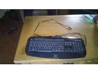 Sharkoon skiller computer keyboad