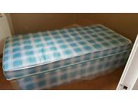 Singel bed and mattress brand new