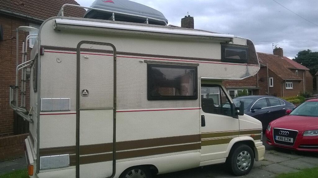 fiat talento camper | in Gateshead, Tyne and Wear