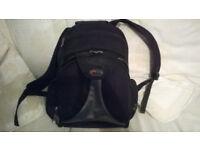 Lowepro FX1300 padded laptop backpack (takes upto 14 inch laptop)