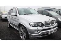 BMW X5 4.8 IS 5d AUTO 356 BHP - Quality & Value Guaranteed (silver) 2004