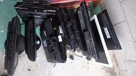 JOBLOT OF LCD LED TELEVISIONS