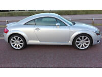 2004 Audi TT 180 Quattro 6 Speed - offers welcome