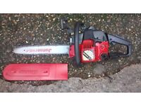 JONSERED PETROL CHAINSAW