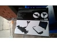 Ultimate Add Ons Dual Suction Windscreen Mount for 9 to 12.5 inch devices brand new boxed central