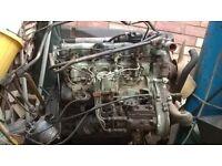 Land Rover 2.5 n/a diesel engine