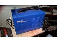 Clarke MIG welder 100E mk2 Plus Extras