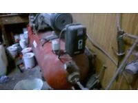 air compressor ideal for spraying and air tools