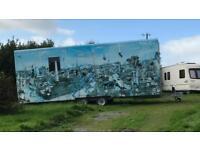 Large amazing box trailer!!!