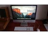 Apple imac 24'' (early, 2009)