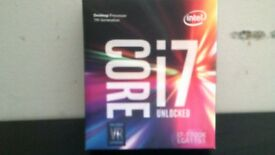 Intel® Core™ i7-7700K Processor CPU