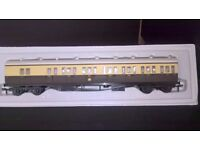 00 Model Raailway Airfix B set Coach